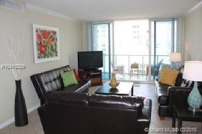 Hollywood Condo For Sale: 2501 S Ocean Dr #801