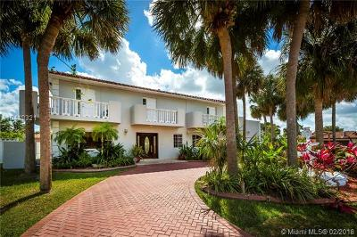 Hialeah Single Family Home For Sale: 7430 N Oakmont Dr