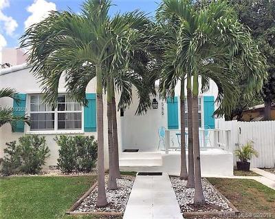 Miami FL Single Family Home For Sale: $799,000