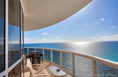 Sunny Isles Beach Condo For Sale: 18201 Collins Ave #2009