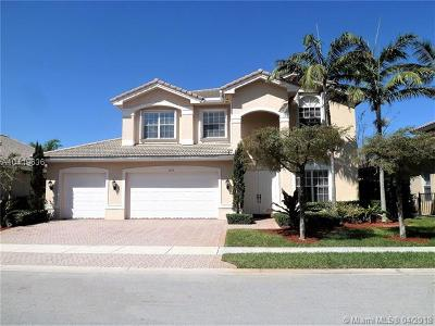 Miramar Single Family Home For Sale: 5278 SW 183rd Ave