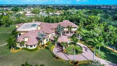 Boca Raton Single Family Home For Sale: 21573 El Bosque Way