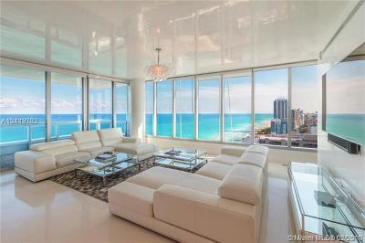 Miami Beach Condo For Sale: 6899 Collins Ave #2808