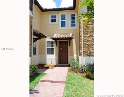 Cutler Bay Condo For Sale: 9333 SW 227 St #2-6