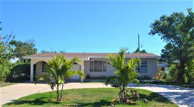 Palm Beach County Single Family Home For Sale: 825 SW 10th Ave