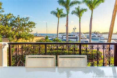 Miami Beach Condo For Sale: 2022 Fisher Island Dr #2022