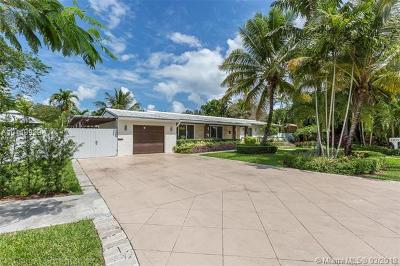 South Miami Single Family Home For Sale: 5601 SW 63rd Ct