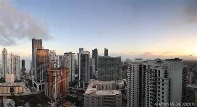 Miami Condo For Sale: 55 SW 9th St #3605
