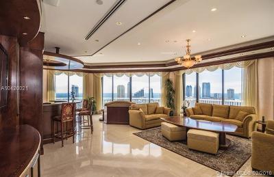 Aventura Condo For Sale: 3000 Island Blvd #PH-5