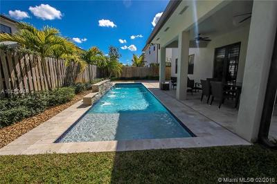 Miami Single Family Home For Sale: 7245 SW 163rd Pl