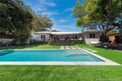 Miami Shores Single Family Home For Sale: 10601 NE 6th Ave