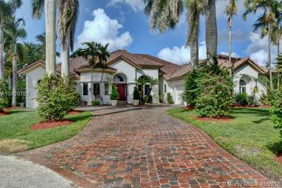 Plantation Single Family Home For Sale: 12103 NW 19th St