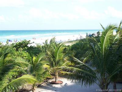 Miami Beach Condo For Sale: 6039 Collins Ave #635