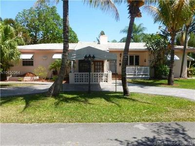 Biscayne Park Single Family Home For Sale: 11801 NE 11th Ave