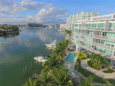 Miami Beach Condo For Sale: 6580 Indian Creek Dr #307