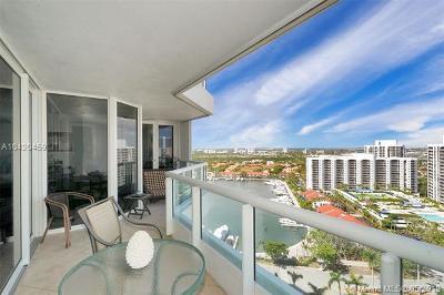 Aventura Condo For Sale: 21055 Yacht Club Dr #2103