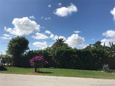 Miami Single Family Home For Sale: 6500 SW 122nd Ave
