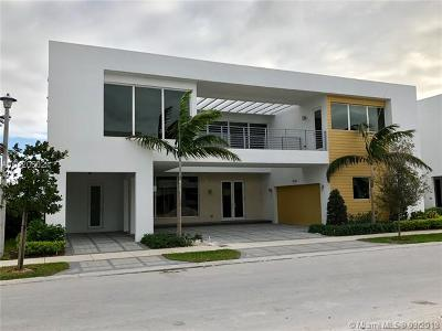 Miami Single Family Home For Sale: 10286 NW 75th Ter