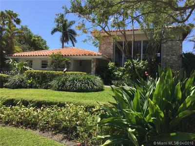 Coral Gables Single Family Home For Sale: 5740 SW 118th St