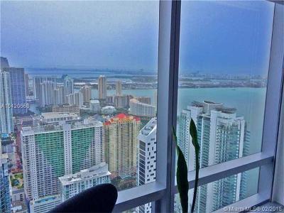 Miami Condo For Sale: 1425 Brickell Ave #62D