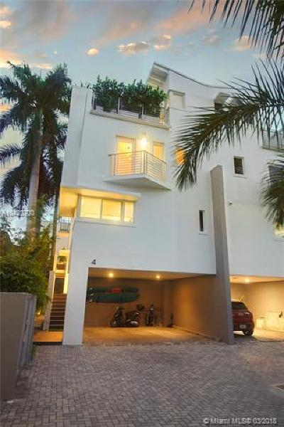 Miami Beach Condo For Sale: 1024 Lenox Ave #4