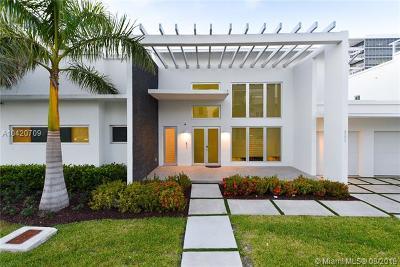 Miami FL Single Family Home For Sale: $2,390,000