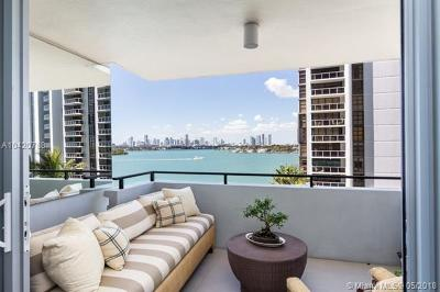 Miami Beach Condo For Sale: 11 Island Ave #603