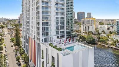 Miami Condo For Sale: 601 NE 27th St #1803