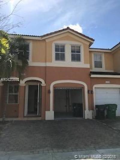 Miami Condo For Sale: 10930 SW 243 Ln #10930