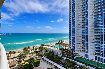 Hollywood Condo For Sale: 3001 S Ocean Dr #1219
