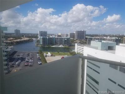 Hollywood Condo For Sale: 3725 S Ocean Dr #PH17