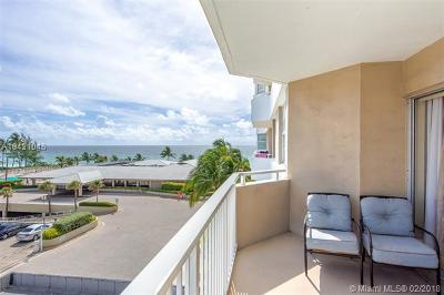 Hallandale Condo For Sale: 1980 S Ocean Dr #4B