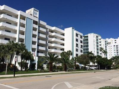 Sunny Isles Beach Condo For Sale: 17900 N Bay Rd #602