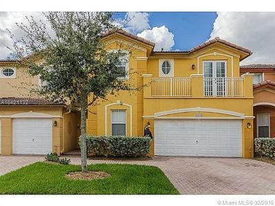 Doral Single Family Home For Sale: 8394 NW 113th Path