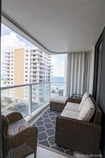 Pompano Beach Condo For Sale: 1000 S Ocean #8L