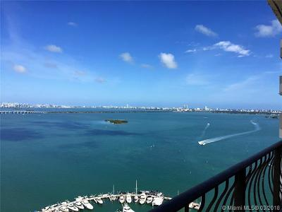 Miami Condo For Sale: 555 NE 15th St #33G