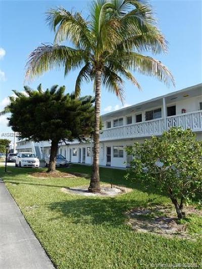 Miami Gardens Condo For Sale: 55 NW 204th St #7