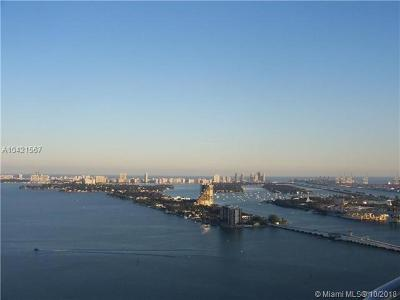 Miami Condo For Sale: 1800 N Bayshore Dr #1401