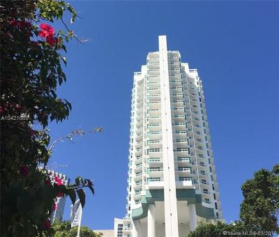 Miami Condo For Sale: 900 Brickell Key Blvd #2502