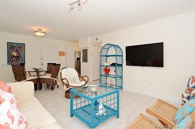Miami Beach Condo For Sale: 1623 Collins Ave #514
