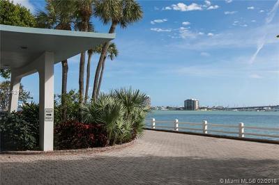 Miami Condo For Sale: 2121 N Bayshore Dr #603