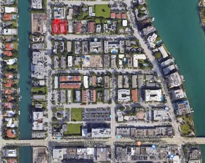 Bay Harbor Islands Commercial Lots & Land For Sale: 9901 W Bay Harbor Dr