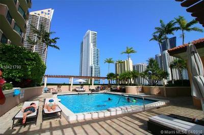 Sunny Isles Beach Condo For Sale: 17555 Atlantic Blvd #803