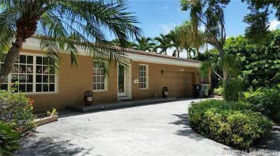 North Miami Single Family Home For Sale: 2350 Arch Creek Dr