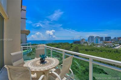 fort lauderdale Condo For Sale: 2845 NE 9th St #PH3