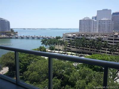 Miami Condo For Sale: 495 Brickell Av #1009