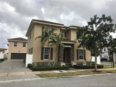 Miami Single Family Home For Sale: 9465 SW 170th Pl