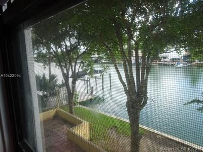 Miami Condo For Sale: 7149 Bay Dr #11