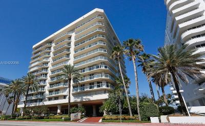 Surfside Condo For Sale: 8925 Collins Ave #2A