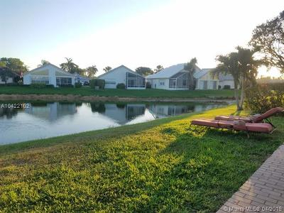 Palm Beach County Single Family Home For Sale: 6033 Bay Isles Dr
